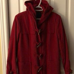 Vintage Wool and Cashmere Ankle Length Winter Coat